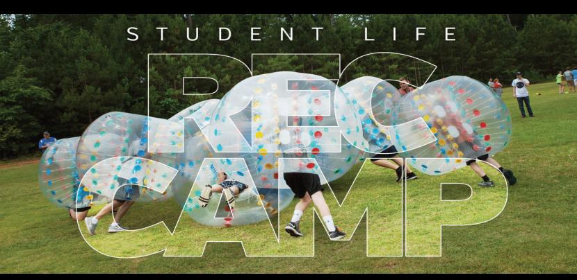 Student Life Camp2018